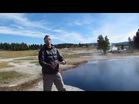 Yellowstone National Park geology