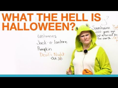 What the hell is Halloween?