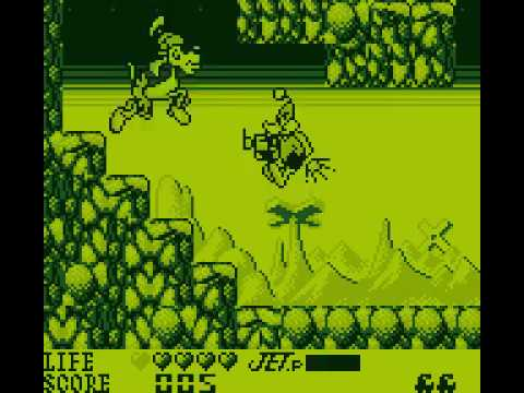 Daffy Duck: The Marvin Missions (Game Boy) - The …