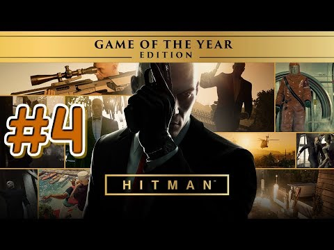 """Hitman"" Walkthrough (Professional, Silent Assassin), Mission 2 - World of Tomorrow (Sapienza)"