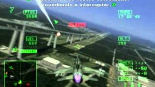 Ace Combat: Jefe de Escuadrón   El pájaro blanco (1ª PARTE)