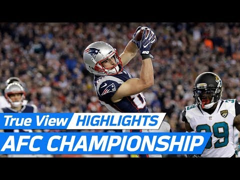 Top 360 and POV freeD Plays from the 2017 AFC Championship   NFL Highlights