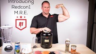 Video Introducing Redcon1 MRE - Whole food meal replacement download MP3, 3GP, MP4, WEBM, AVI, FLV Agustus 2019