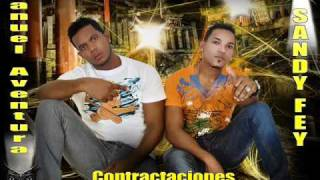 Sandy Fey & Manuel Aventura - A Otro Nivel 2011