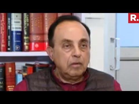 Subramanian Swamy Speaks On Mehul Choksi Scam
