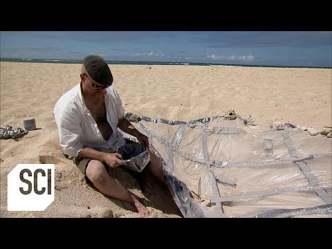 Can a Solar Still Generate Enough Fresh Water for Survival?