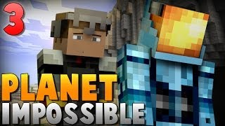 Minecraft: Planet Impossible Modded Survival! Ep. 3 - STEEDS OF TRUTH!