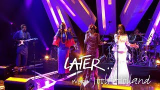 (UK TV debut) Supergroup Les Amazones d'Afrique perform Doona on Later... with Jools thumbnail