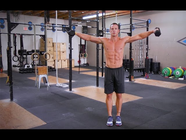 Die-Hard Delts Created by Men's Health