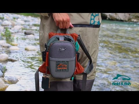Chest Pack Fishing Magnetic - Field & Fish