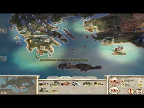 Rome Total War (2004) - Greek City States part 1 Vanilla by Gaming Hoplite