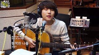 윤하의 별이 빛나는 밤에 - Yoo Seung-woo u0026 Eddy Kim, song request medley - 유승우 u0026 에디킴, 신청곡 메들리 20140515