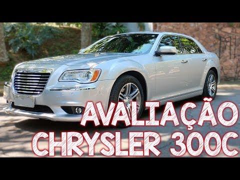 Avaliação Chrysler 300C V6 2012 - Um Sedã De Luxo De Verdade!