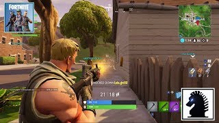 NS Fortnite - Daily Challenge: Get 2 Pistol Kills