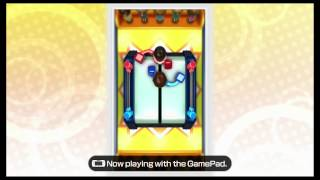 Wii Party U Minigame Showcase - Power Punches (tabletop)