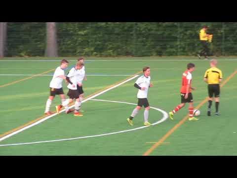 KY Sport (Turku) scoring their first against MynPa (Mynämäki) - 12 September 2017