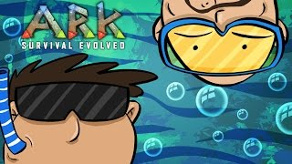 SCUBA GEAR OCEAN EXPLORATION ★ ARK: Survival Evolved (68)