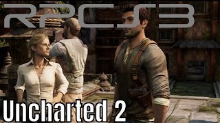 RPCS3 v0.0.6-7909 | Uncharted 2: Among Thieves