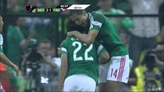 Raul Jimenez Goal Bicycle Kick Mexico vs Panama, Gol de Chilena HD