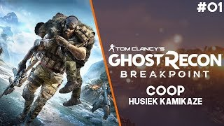 Tom Clancy's Ghost Recon Breakpoint #01 | Helikopter w ogniu