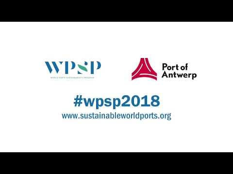 World Ports Sustainability Program - Christiana Figueres