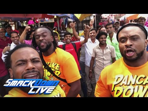 The New Day promises to be at WWE Fastlane: SmackDown LIVE, March 5, 2019