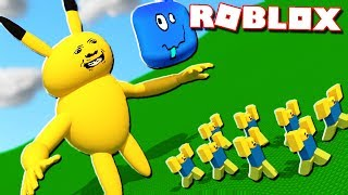 SURVIVE 100 WEIRD DISASTERS IN ROBLOX!