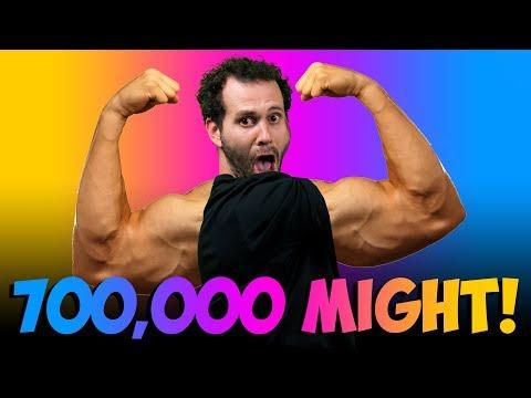 I GOT 700,000 Might I AM SOOOOO STRONG!!!!! Castle Clash