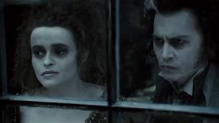 Sweeney Todd (2007) A Little Priest (With Lirycs)