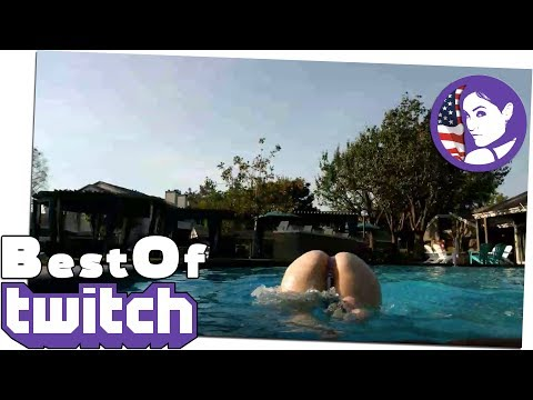 STPEACH in the Pool | Twitch Best Moments [Part 5]