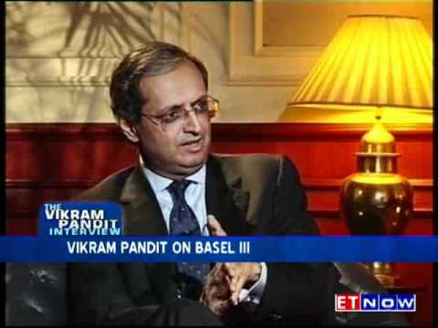 The Vikram Pandit Interview - Part 2