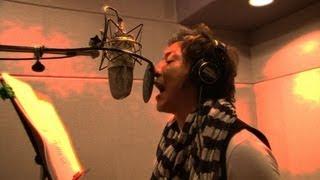 つるの剛士、「君だけを守りたい」を歌う!!【ウルトラマンサーガ#13】