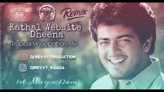 Kathal Website - Dheena || Thala Ajith Birthday Special || DOWNLOAD LINK || Remix By Dj Revvy