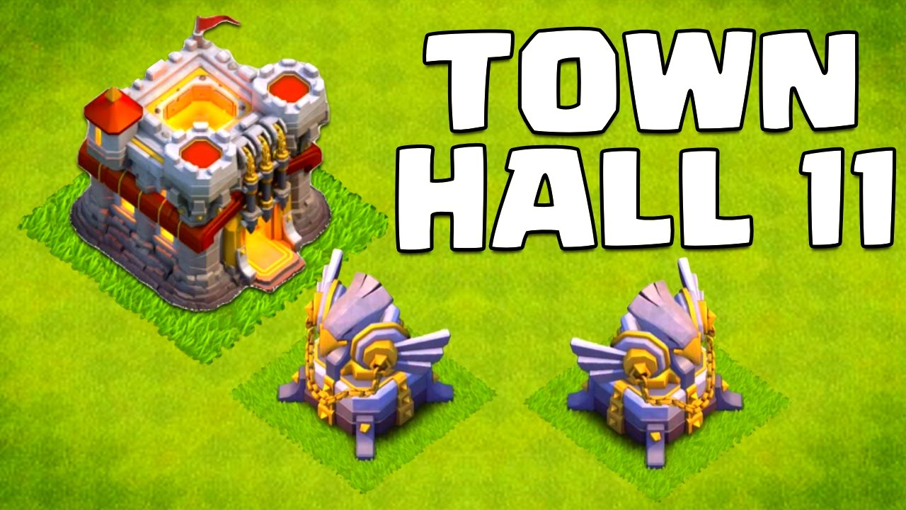 Clash of clans town hall 11 update 2015 update ideas youtube publicscrutiny Image collections