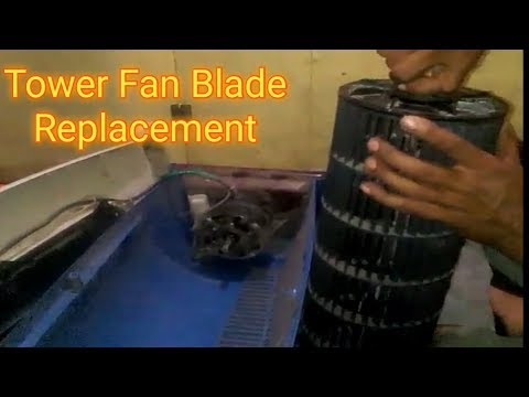 How to Repair Tower Fan at Home | TT Works