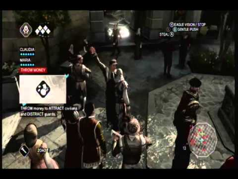Assasin's Creed II - Sequence 2 -- Arrivederci - #18