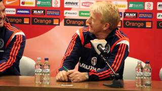 Gordon Strachan on Artur Boruc