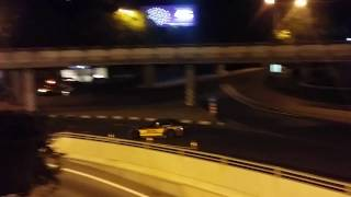 Epic BMW street drift