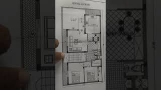 26 x 50 feet best house plan