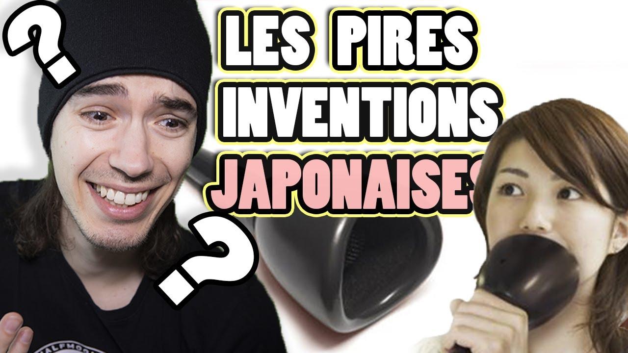LES PIRES INVENTIONS JAPONAISES !