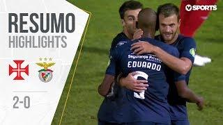 Highlights   Resumo: Belenenses 2-0 Benfica (Liga 18/19 #8)