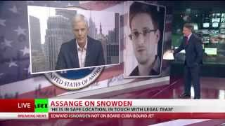 US GOVT Trying To Find SNOWDEN Whistleblower Says WIKILEAKS. HERO/TREASON?
