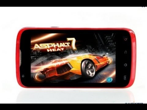 Small Chili Xiaolajiao Android Mobile Phone Dual Core Qualcomm MSM8225 GAME REVIEWS