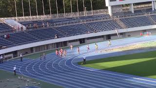 日工大駒場46.97優勝/ 2017東京都高校新人陸上 女子4×100mリレー決勝