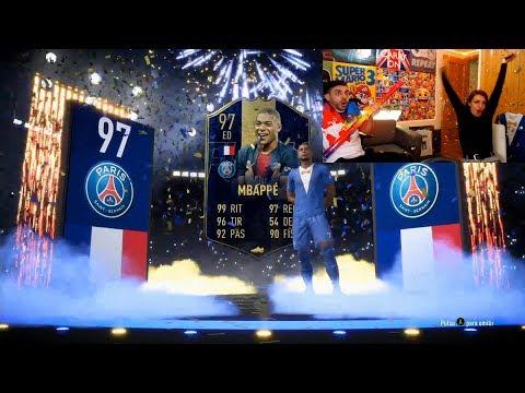 ME SALE MI PRIMER TOTY DE FIFA 19 !!!!! (CON YOLI) thumbnail