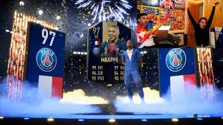 ME SALE MBAPPE TOTY CON YOLI... MI PRIMER TOTY DE FIFA 19 !!