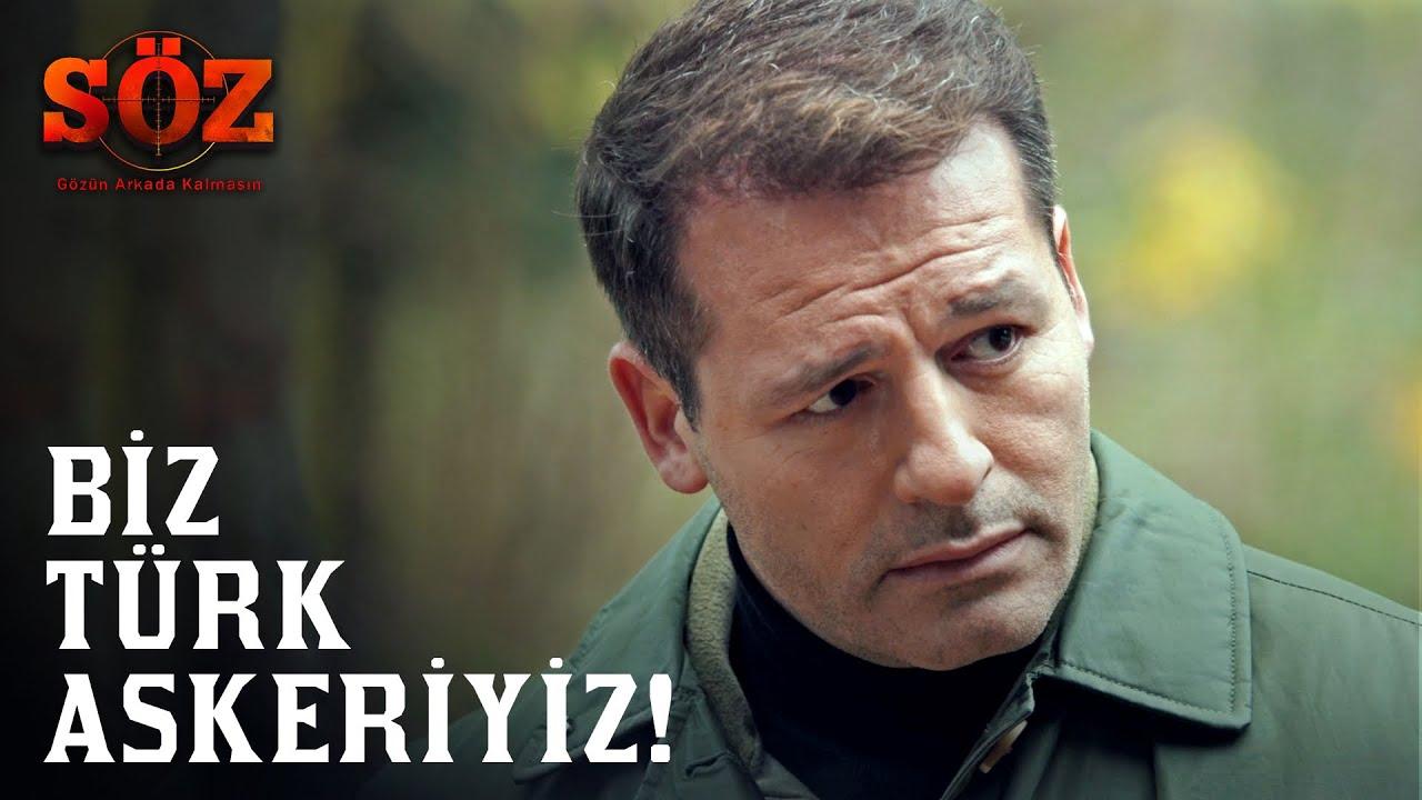 Söz | 62.Bölüm - Biz Türk Askeriyiz!