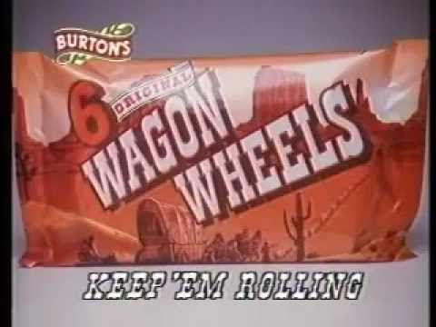 Wagon Wheels Classic Advert