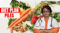 Diet Plan for Piles or Hemorrhoids (Best Food) By Dr. Wagh