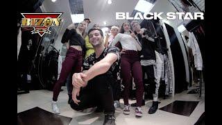 BIZON BRAND | BLACK STAR - TERRY & DANNYMUSE | РАКЕТА